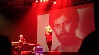 Jay-Jay Johanson - Rocks In Pockets (live in Geneva)