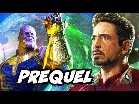 Avengers Infinity War Infinity Stones Prequel Story Explained