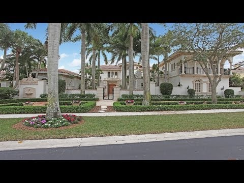$20 Million Dollar Boca Raton Mansion