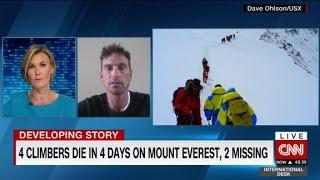 Surviving Mt. Everest
