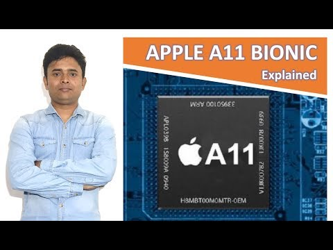 Apple A11 Bionic Chip Features Explained | In Hindi
