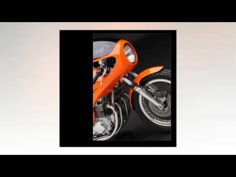 Rickman Motorcycle