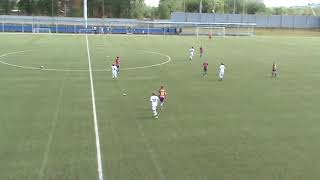 ИМПУЛЬС 2008 - Академия08 Тольятти товарищеский матч 1-ый тайм 18.06.19г. Итоговый счет 2-3.