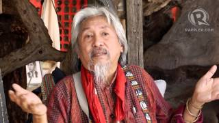 #ShareBaguio: Kidlat Tahimik on why he wears a bahag