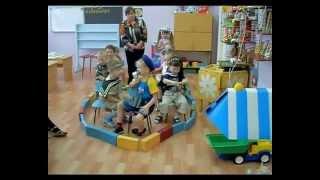 Сюжетно-ролевые игры в детском саду(Видео к статье