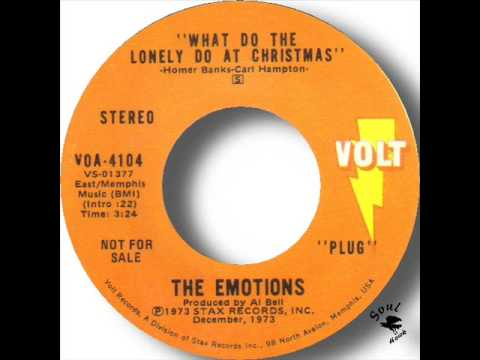 The Emotions   What Do The Lonely Do At Christmas