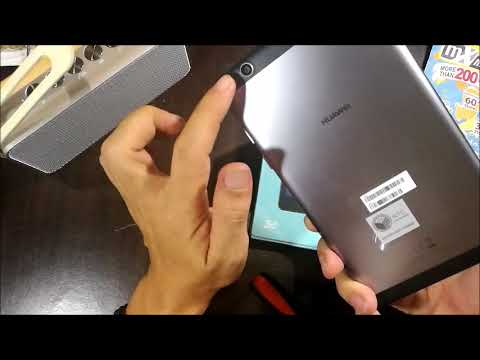 Unboxing The Huawei Mediapad T3 7 Youtube