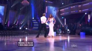 Video Brooke Burke & Derek Hough dancing the Rhumba download MP3, 3GP, MP4, WEBM, AVI, FLV Juni 2018