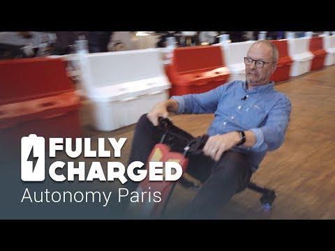 Autonomy Paris | Fully Charged