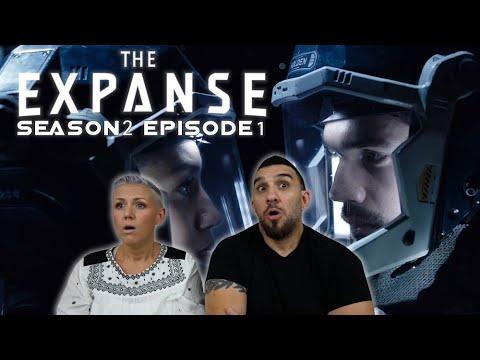 Download The Expanse Season 2 Episode 1 'Safe' REACTION!!