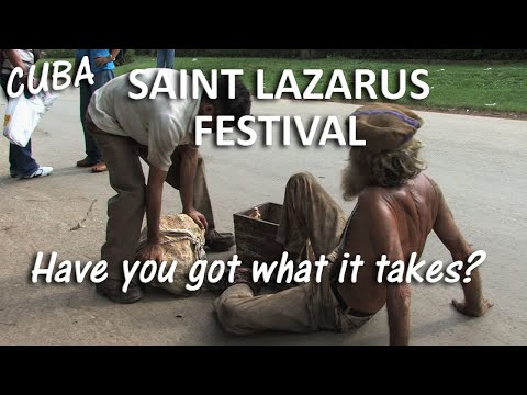 Cuba's Saint Lazarus Festival: The Ultimate Test of Faith