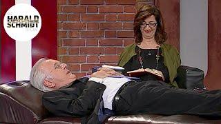 Nathalie analysiert was Harald fehlt | Die Harald Schmidt Show (SKY)