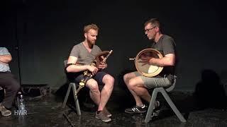 Andy Kruspe (2), Teacher's Recital, Craiceann Bodhrán Festival 2018