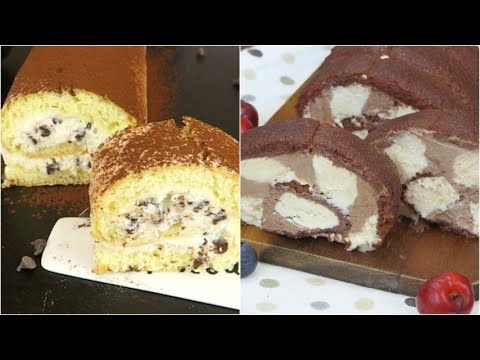 3 Delicious Cake Roll Recipes You Have to Try
