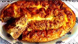 Пирог с фаршем. Что приготовить из лаваша?