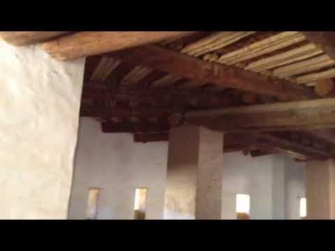 Aztec ruin: Kiva interior