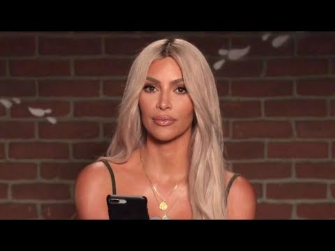 Kim Kardashian Reads Kanye Wests Mean Tweets About Jimmy Kimmel