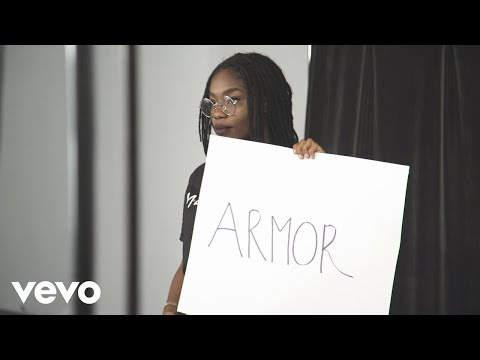 Sara Bareilles - Behind the Scenes of Armor Lyric Video - Pt. 2