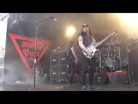 Bömbers - Bomber/Back at The Funny Farm LIVE at Metal Magic VIII (2015)