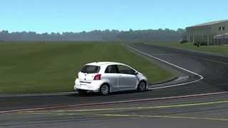 Assetto Corsa - New car mod test - Toyota Yaris 2010 + Download