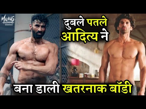 Aditya Roy Kapur Heavy Gym Workout And Body Transformation For Malang Youtube