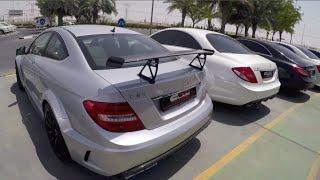 Gebrauchtwagenhändler in Dubai: On another Level!