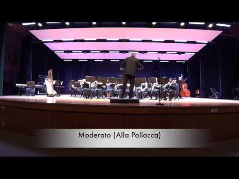 American Suite, Op 98b, Dvorak/De Meij/Williamsville South High School Wind Ensemble