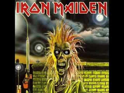 Iron Maiden - Prowler (STUDIO)