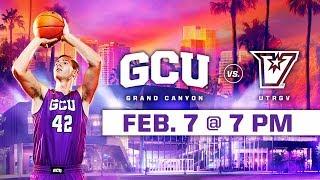 GCU Men's Basketball vs. UTRGV Feb 7, 2019
