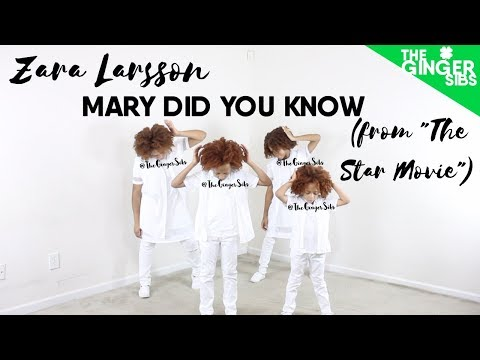 Zara Larsson - Mary Did you know? (from