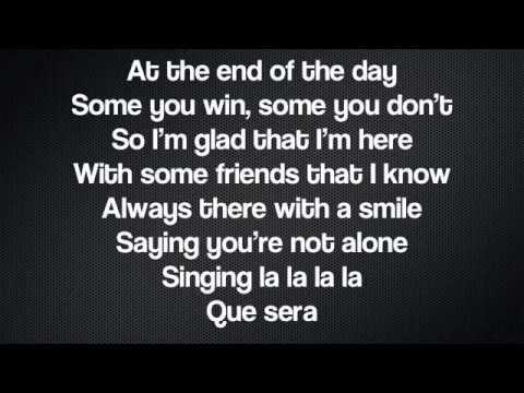 Que Sara Lyrics Justice Crew