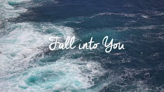 Toby Burton - Fall Into You (OFFICIAL LYRIC VIDEO)