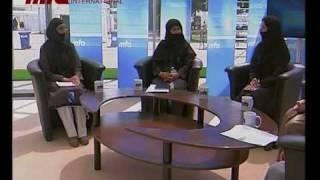 Jalsa Talk with Lajna Imaillah part 1/2