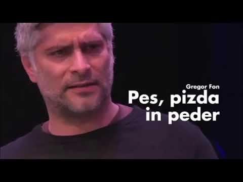 Gregor Fon PES, PIZDA IN PEDER