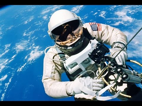 Watch NASA's documentary about its 50 years of spacewalks on YouTube