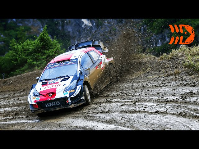 Acropolis Rally Greece 2021 - Treacherous and Challenging Day 2 Ahead