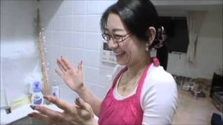 She really cooks in this video! This is a fan video made with the i...