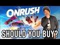 Should You Buy ONRUSH? Vehicle Combat Madness! - PlayStation Enthusiast