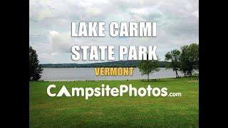 Lake Carmi State Park, Vermont