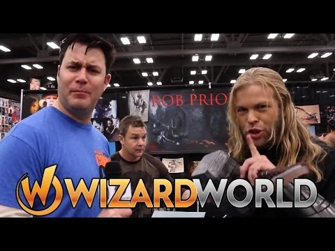 The Con is On  Wizard World Austin Comic Con