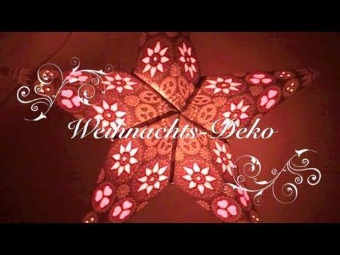 Meine weihnachtsdeko youtube for Youtube weihnachtsdeko