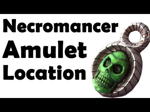 Skyrim Hidden Quest: Blood on the Ice (Necromancer amulet) Location