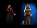 Hollywood Minute: The Adele/Beyonce Grammys