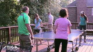 Stiga Baja Outdoor Table Tennis Table