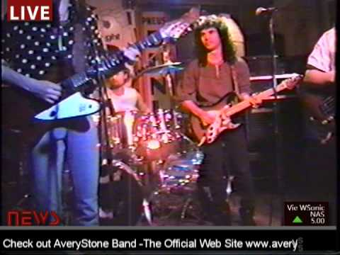 Jumping Jack Flash cover by AveryStone Band - YouTube