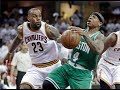 isaiah thomas fight lebron james