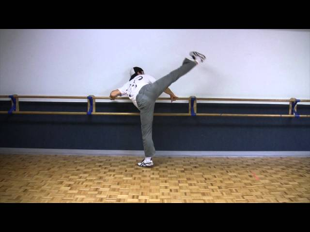 How to Breakdance | Typical Warm-up and Dynamic Stretching