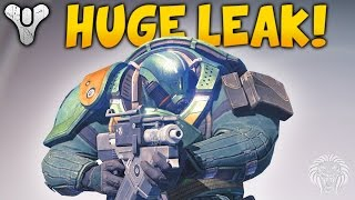 Destiny 2 leaked info! pc platform, huge saturn playspace, new enemy factions & dlc expansions