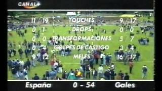España Gales 21/05/1994 Parte 12 de 12