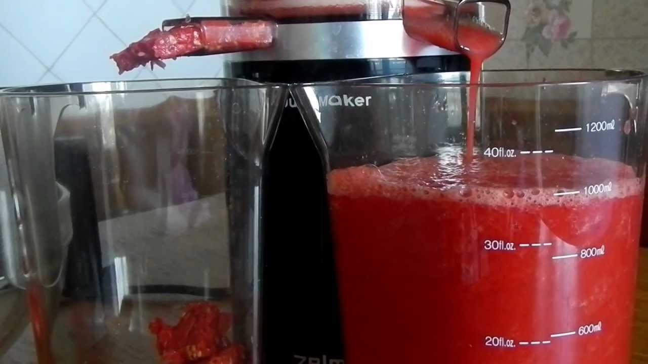 Как дома сделать сок фото 874
